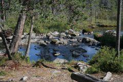 Vihkiminen Pielpajärvellä